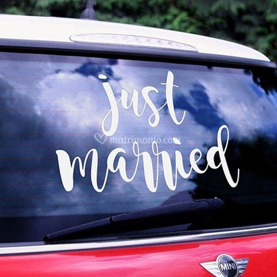 Just married mini