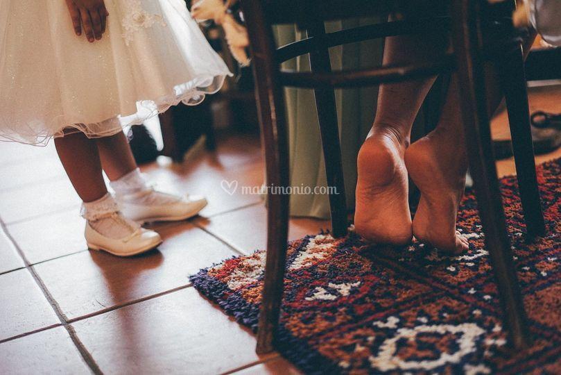 Particolari sposa