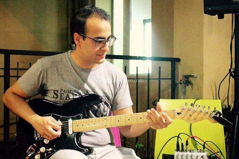 Antonio Campisi (chitarra)