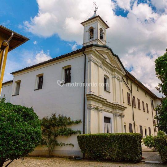 Chiesa consacrata della Tenuta