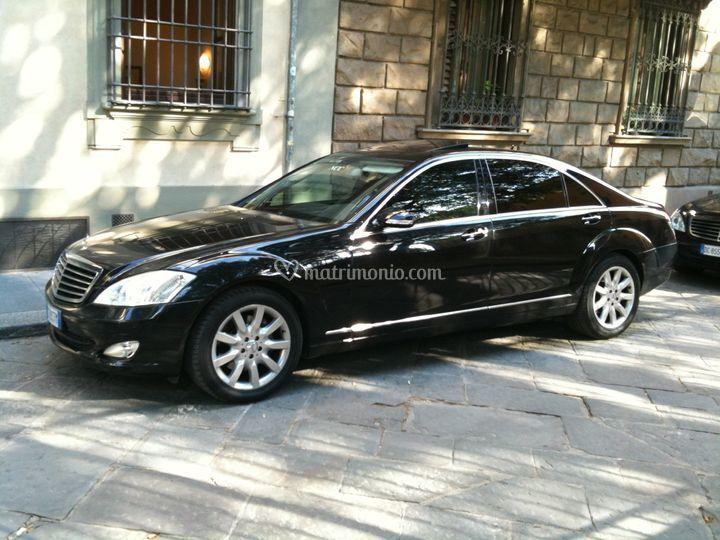 Mercedes clesse S nera