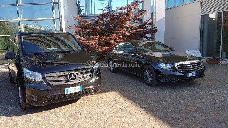 Mercedes 8 posti, Serie E
