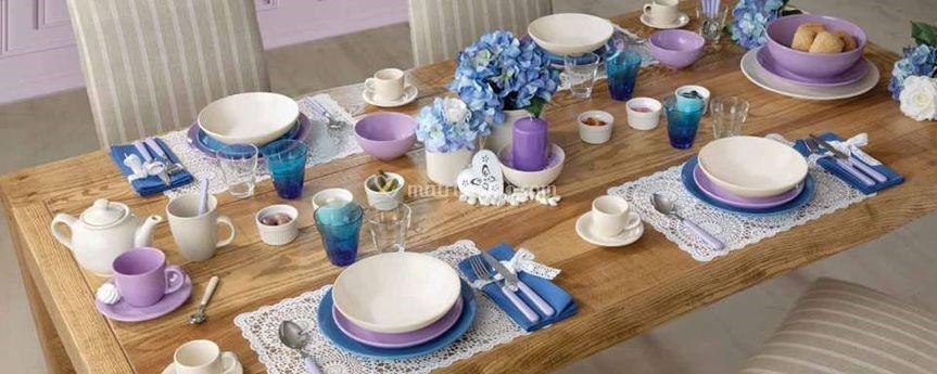 Esempio tavola
