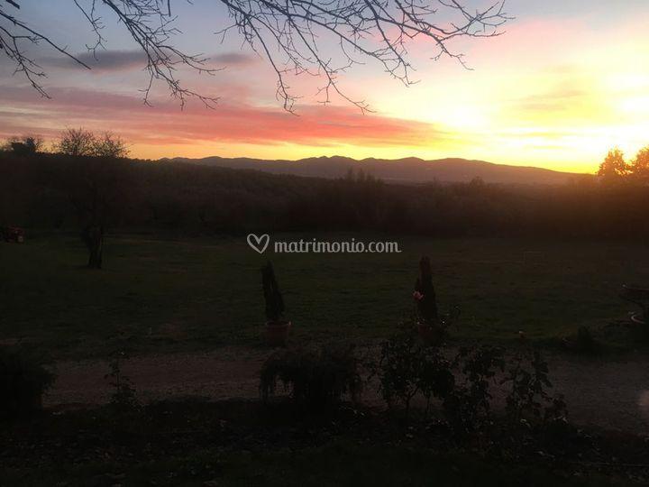 I tramonti..quelli belli!