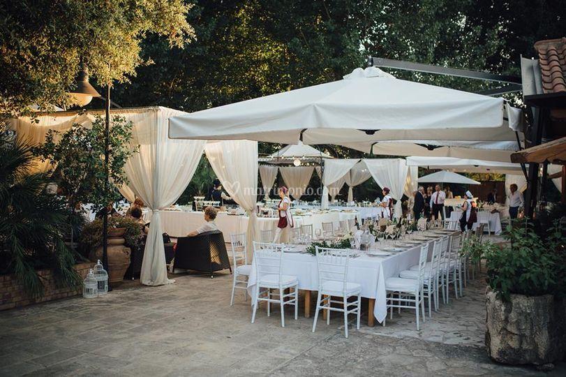 Shabby Wedding