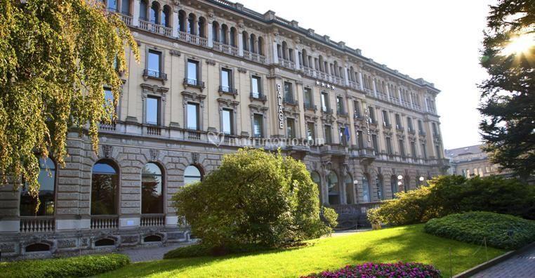Palace Esterno