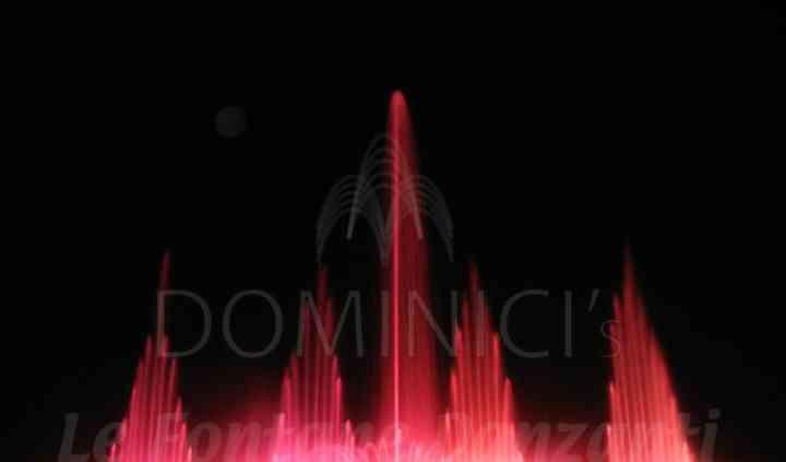 Dominici's Fontane Luminose Danzanti