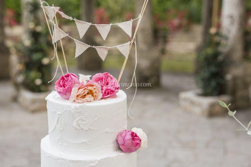 Dettaglio torta