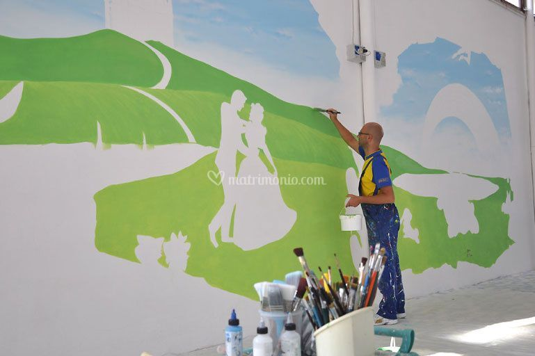 Murales per camerette