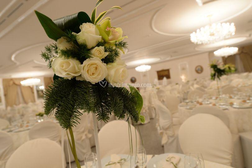 Dettaglio Floral designe