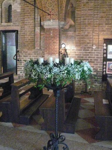 Il bouquet d oro for Decorazione floreale