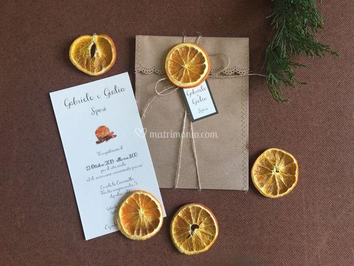 Partecipazione craft e arance