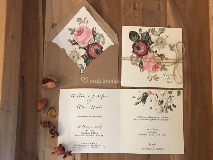Invito botanical