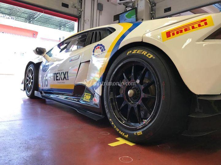 Paddock GT Huracan
