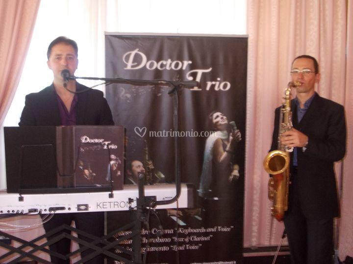 Sax - Piano duo