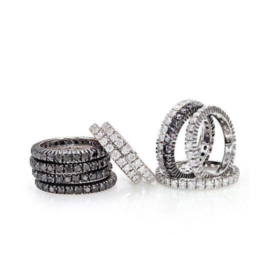 Infinity con diamanti