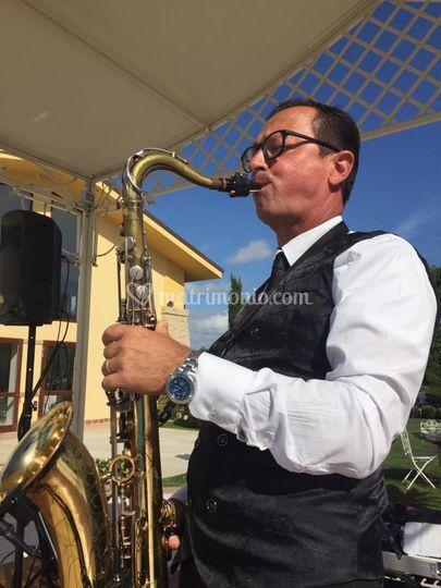 L'aperitivo in stile jazz
