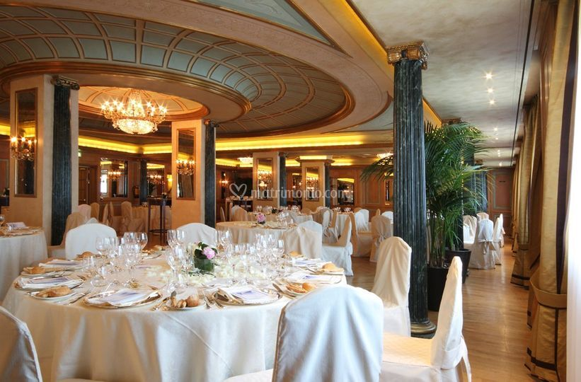 Wedding Sala Giardino