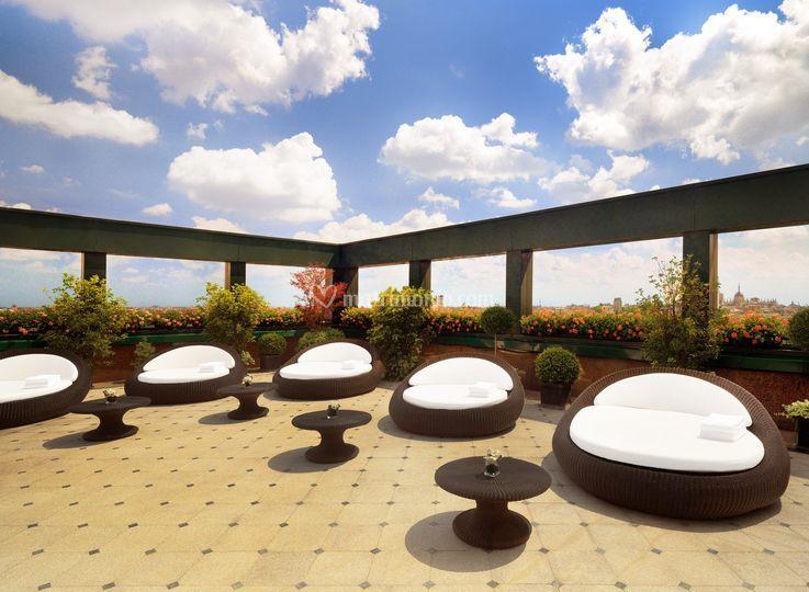 8° Floor Roof Terrace