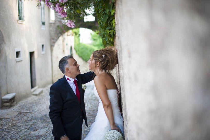 Sposi prova Julia