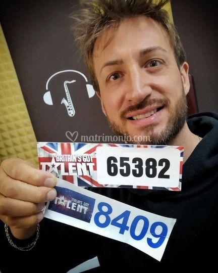 Finalista Italia's got Talent
