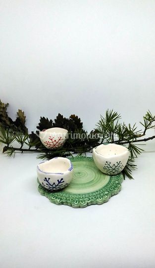 Tazzina ceramica