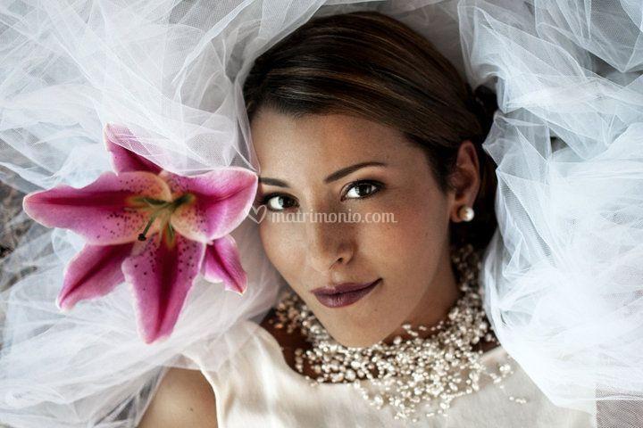 Trucco per matrimonio