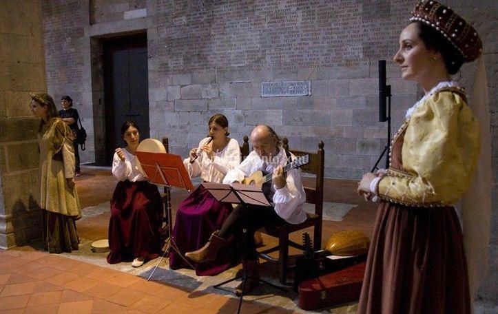 Danze Antiche Lucca