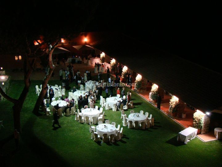 Cena sul Prato