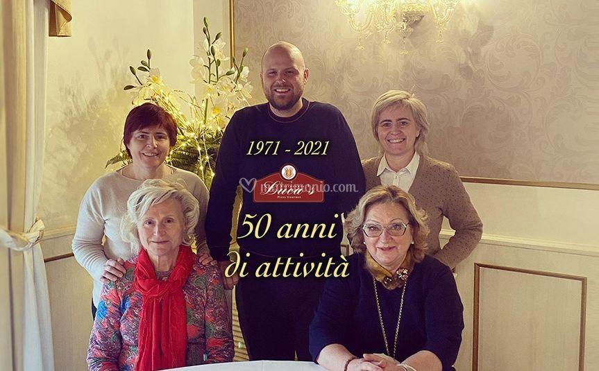 La famiglia Luca