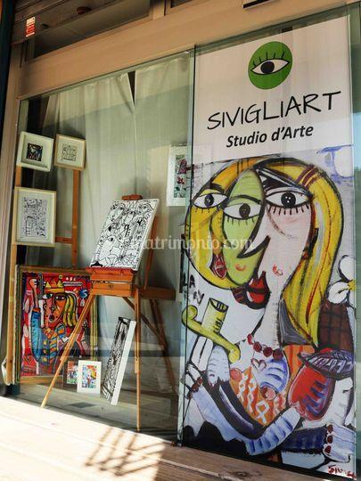 Studio d'arte SivigliART Roma