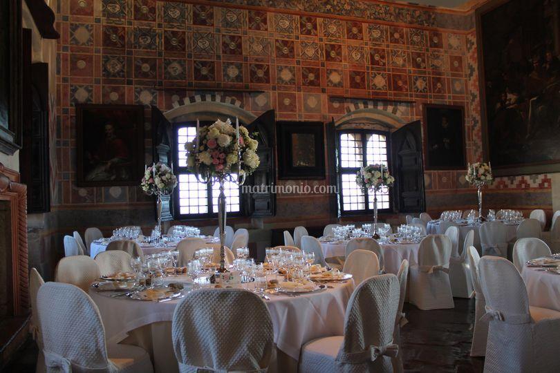 Sala dei Fasti Borromeo