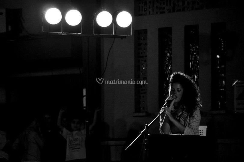 La nostra cantante
