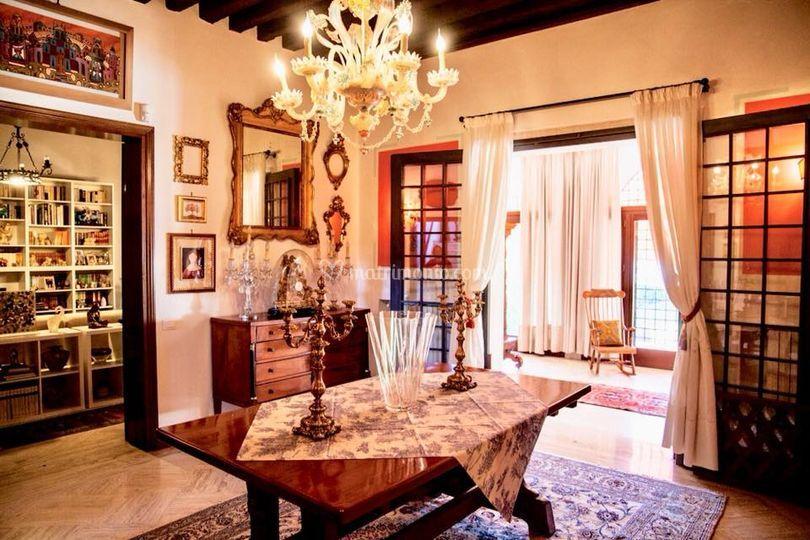 Villa Saraceni - Sala Interna