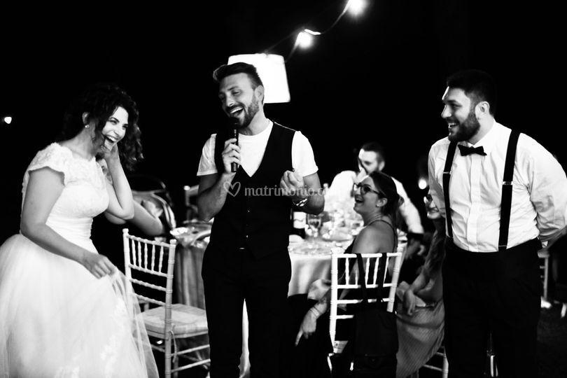 Cabaret sposi