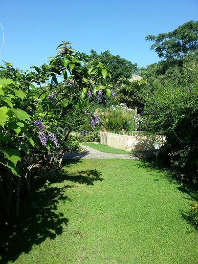Villa labruto for Vasca pesci giardino