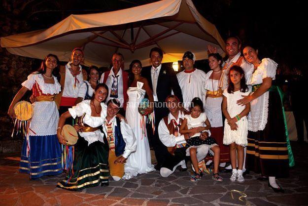 Wedding con Sorrento Folk