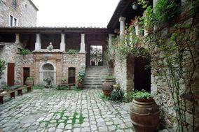 Il Chiostro a Sarteano