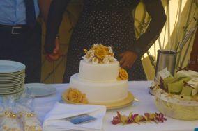 Elisa Triolo Cake