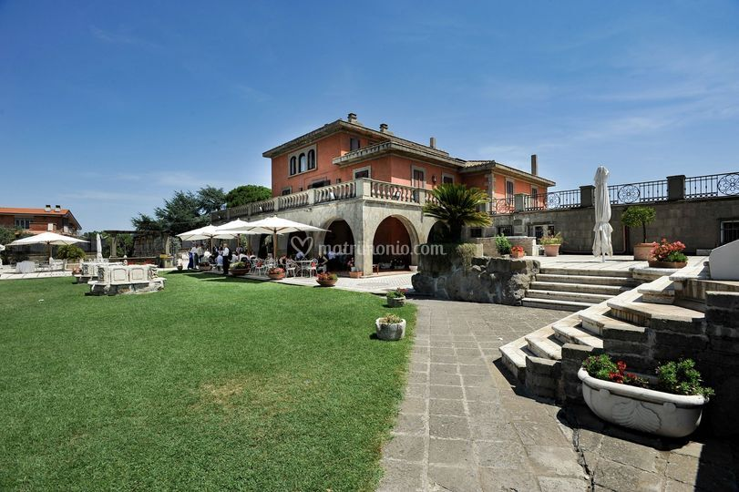 Villa Monte d'Oro