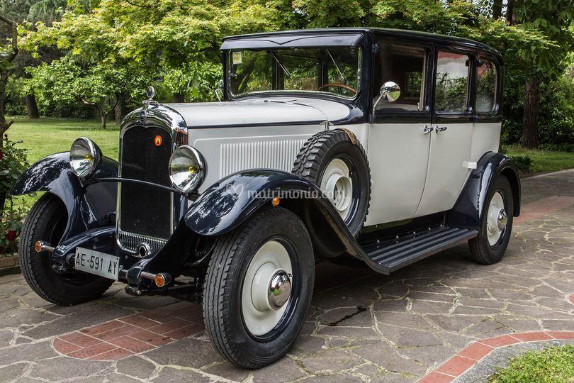Citroen C4 Anno 1930