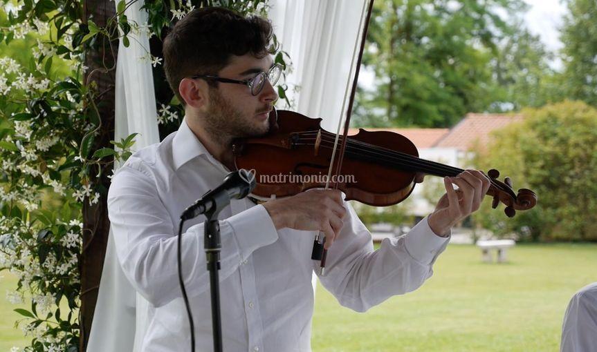 Violino e piano cerimonia