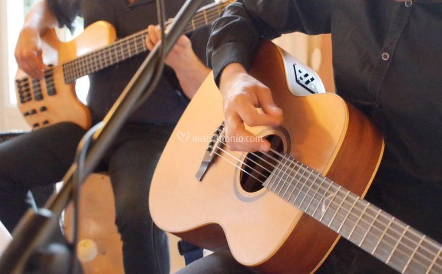 Cantante chitarrista