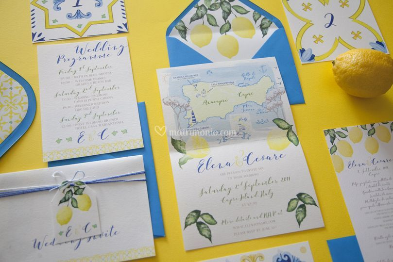 Capri Stationery