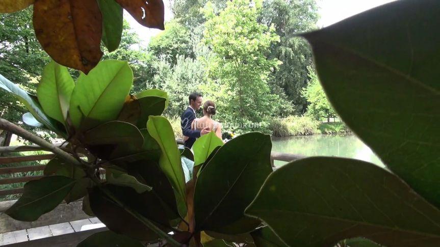 Diego e Federica al parco