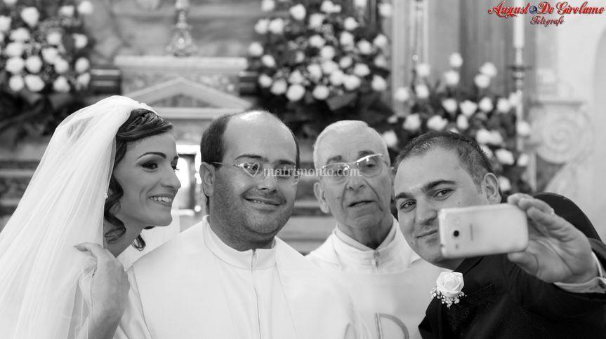Un Selfie è per sempre