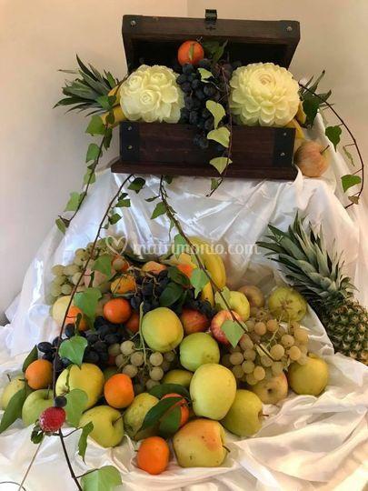 Cascata frutta