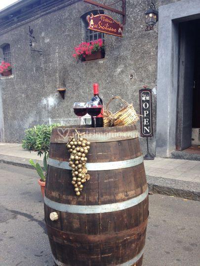 Osteria del siciliano for Siciliano arredamenti