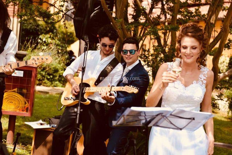 Matrimonio Marika e Antonio
