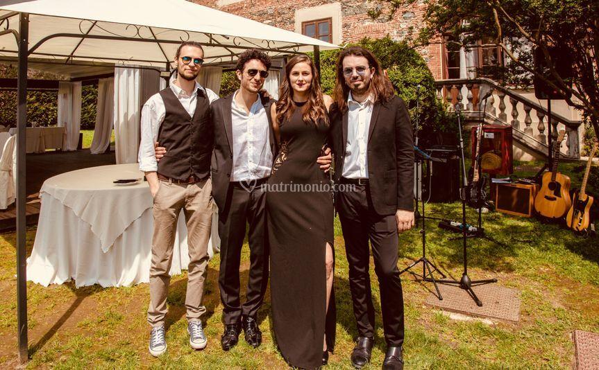 La band - Villa Solel